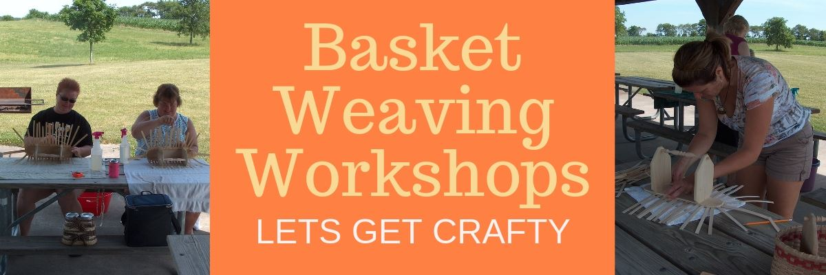 Basket Weaving Workshops carousel banner