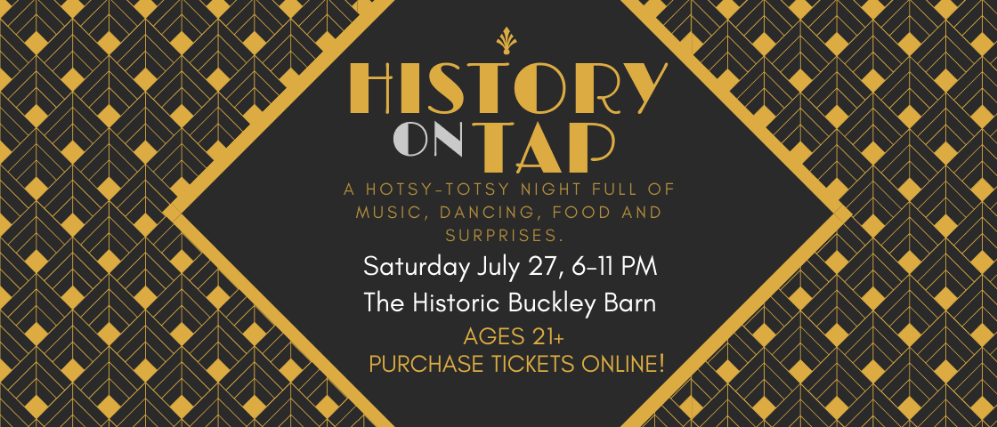 History on Tap main banner
