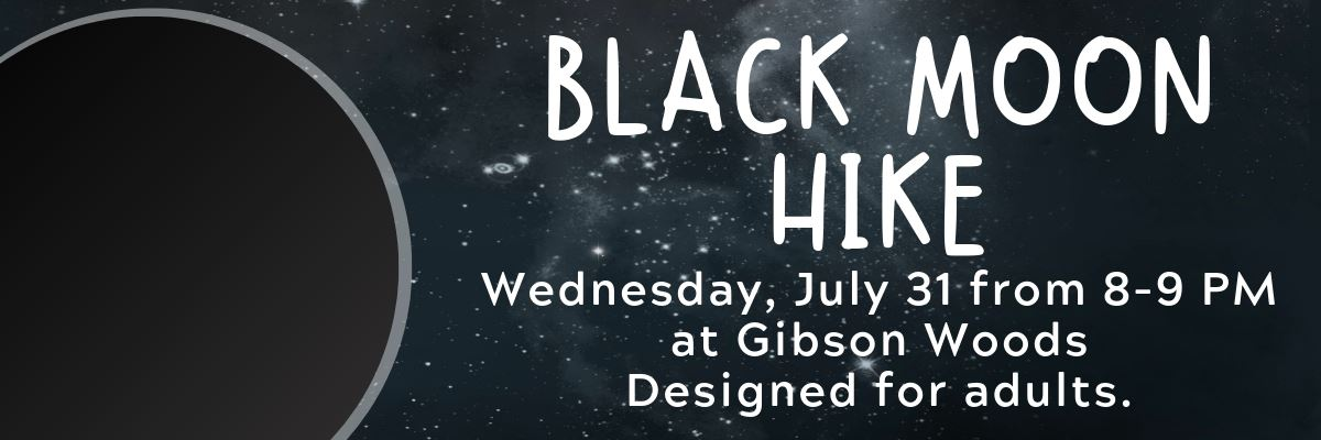 Black Moon hike page banner