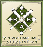 Vintage Baseball Association Logo